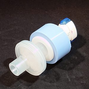 Adapter for inhaler testing – insert FFM