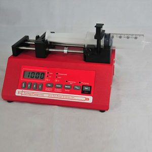 Just Infusion One Channel Syringe Pump, European Power Supply