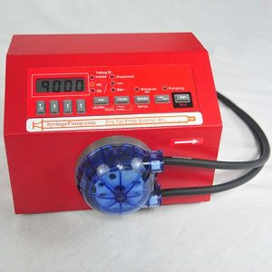 Peristaltic Dispensing System, European Power Supply, with PERI-HEAD-KIT-YB2